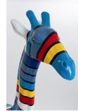 Giraffe, Deko, Tier Figur, Dekoration XXL-POP-ART, Puzzle