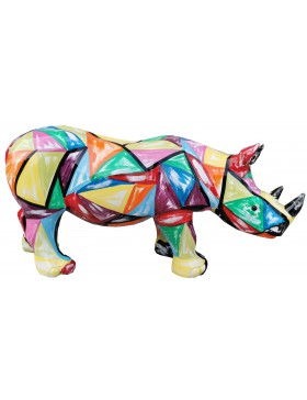 Nashorn - Designer Deko