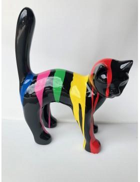 Katze - Designer Deko