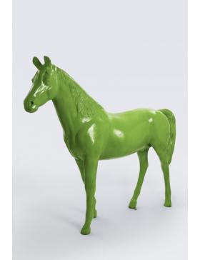 Pferd (lebensgroß) , Deko, Tier Figur, Dekoration