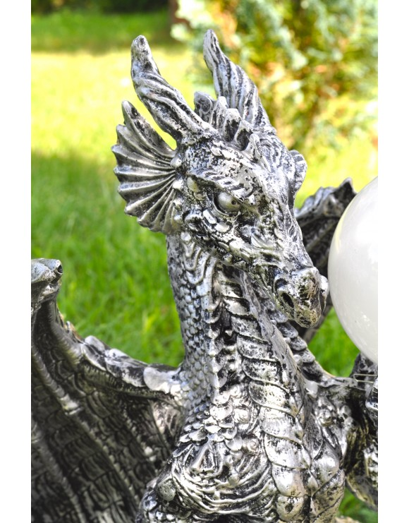 Drache mit Lampe, Game of Thrones