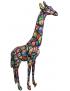 Giraffe, Deko, Tier Figur, Dekoration XXL,