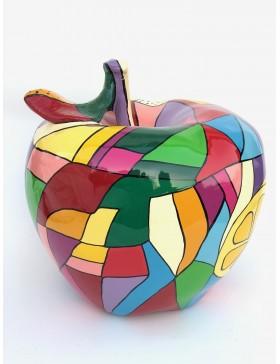 Apfel XXL, POP ART, DESIGN