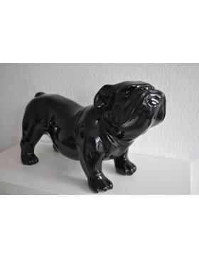 Englische Bulldogge Designer Deko