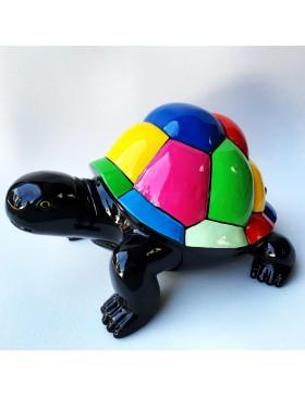 Schildkröte -DESIGN, Lack Figuren, Hochglanz-Lack
