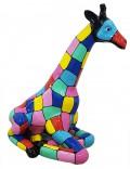 DESIGNER FIGUR - Giraffe