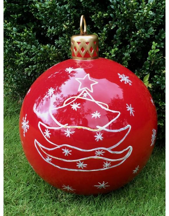 Weihnachtskugel, XXL , Gigant - Kugel, Neu, Weihnachtsdeko