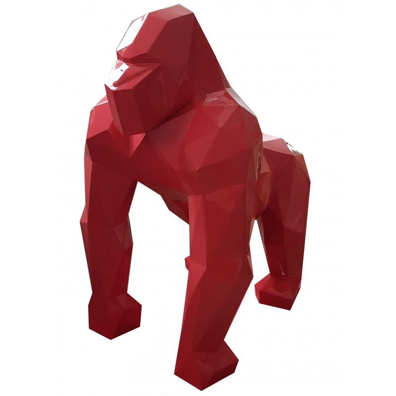 designer figur  gorilla xxl deko  design figuren
