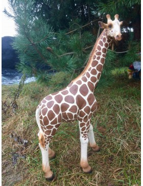 Giraffe, Deko, Tier Figur, Dekoration